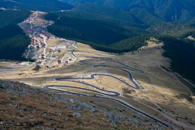 Romania: the company boss tasked with renovating the blue chip high altitude road Transalpina falls foul of the lgal system, meanwhile the work still hasn't been done. More later.