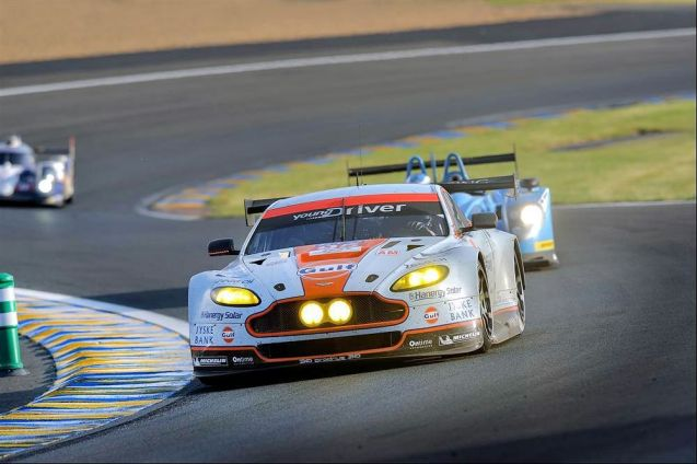 Today's picture caption was supposed to be about the sexy extended track and longer wheelbase of the Porsche 911 RSR.