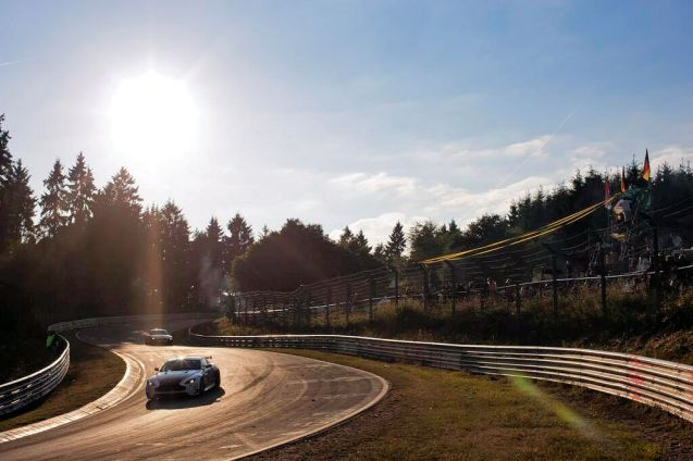 Is Aston about to do it again? After a strong showing at last week's Le Mans 24 Hours,