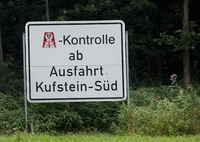 Austria lifted an exemption for its own vignette on a short stretch of the A12 Inntalautobahn last year in a move the irked many German drivers.