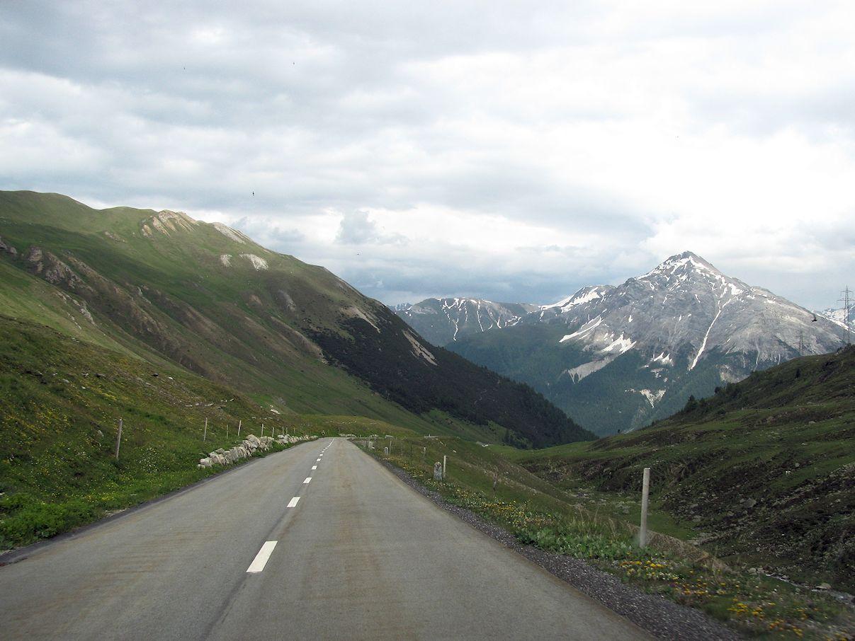 Stelvio To St Moritz Albulapass Driveeuropenews