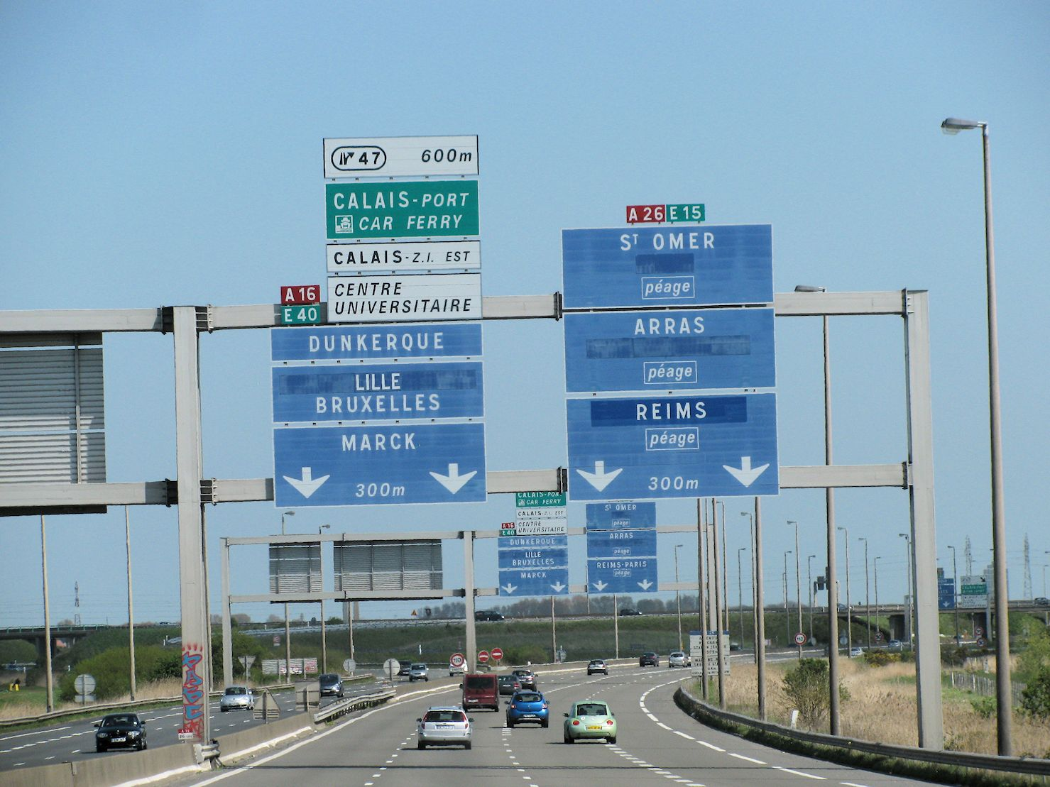 how to pay french motorway tolls