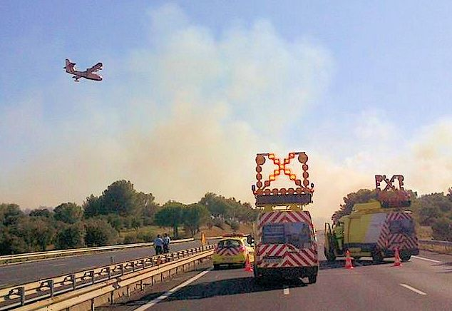shocking holiday death toll on turkey s roads wildfires shut a9 again driveeuropenews. Black Bedroom Furniture Sets. Home Design Ideas