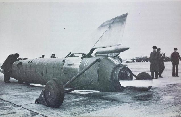 1972 Russian land speed record car, CHADI-9 with 5000ft of thrust. If you know anything more about it get in touch with @Oli_Morgan