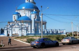 Ten day sin, around a third of the way through the trip, the 100 Maseratis that left Beijing last weekend have reached Irkutsk in south central Siberia.