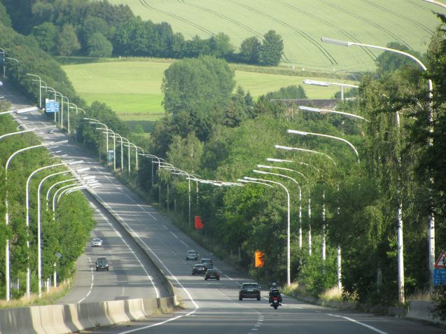 N4 to Luxembourg: who knew it was so gorge. Literally.