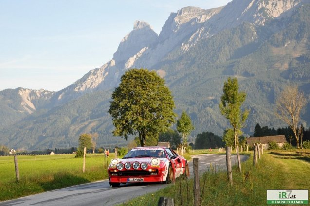 Rallye Austria Legends: a two day event last week on the roads around Spital am Pyhrn and Trieben, just off the A9 in central Austria. See arboe-rallye.at