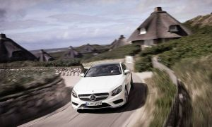 Popularised by playboy Opel heir – and former husband of Brigitte Bardot – Gunter Sachs in the 1960s, the hammerhead island of Sylt, one kilometre south of Danish border on the North Sea coast, remains one of Germany's most glamorous resorts. Hence presumably why Mercedes think it the ideal place to showcase its new S-Class coupe. Only accessible by car-train - €90 return for the 35 minute journey - there are currently three Michelin starred restaurants to serve the permanent population of 21,000. In the west there is 40km of continuous beach, in the east meadows and heathlands. 606 miles from Calais. See sylt.de. Photo @MercedesBenz.