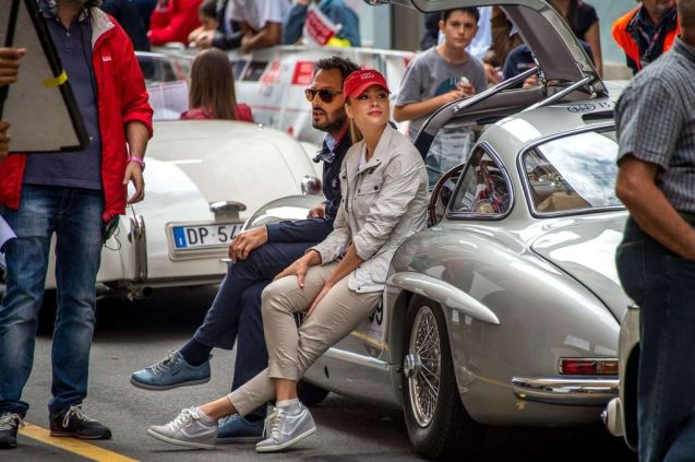 Mille Miglia the Movie. More later.