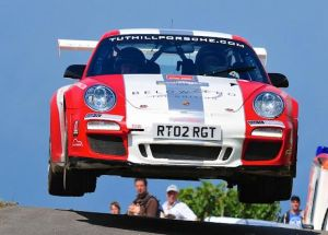 Super-fast French rally driver Francois Delecour will race Tuthill's Porsche 911 GT3 RGT at the French round of the World Rally Championship in Alsace next month. With the car also allowed more power, the entry will be a big step up from last month's Rally Germany where Tuthill secured the first WRC championship finish for a 911 in twenty years. This time the team is targeting a top 15 spot. Delecour tried to enter a 911 in the WRC in 2007 but, he says, was barred by competing manufacturers jealous of the attention the car was sure to get. Fellow French rally driver Romain Dumas will also rally a 911 in France, a higher powered 4.0GT3 RS…