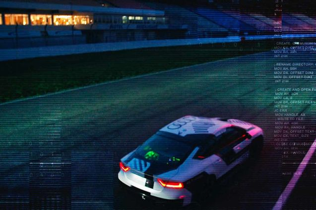Audi will demonstrate a self-driving racing car, at speeds of up to 150mph, at Hockenheim circuit on 19 October.