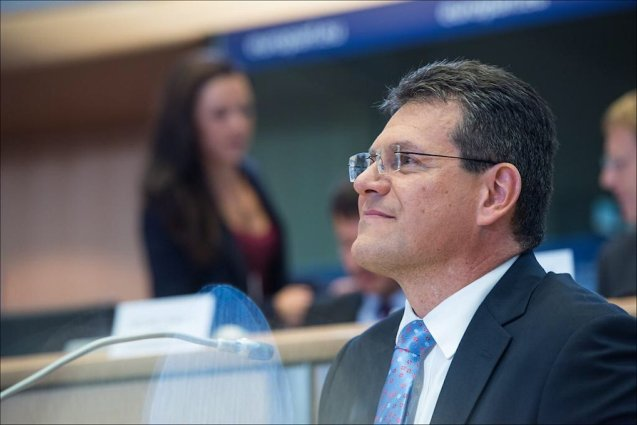 Everybody loved Maros Sefcovic, Brussels Commissioner designate for Transport. But he's been replaced already, by a fire-walking shaman worshipper who's been in politics for less than a month. More later.