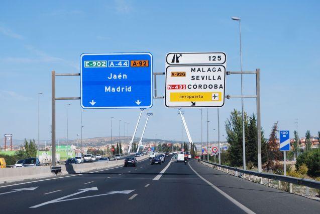 To Gibraltar.