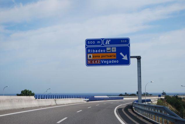 Iberia Circumnavigation: northwest Spain. More later.