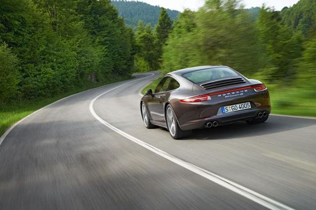 If you took advantage of Porsche's new offer - to hire a 911 from the factory in Stuttgart for an hour at a cost of €99 - where would you go? More later.