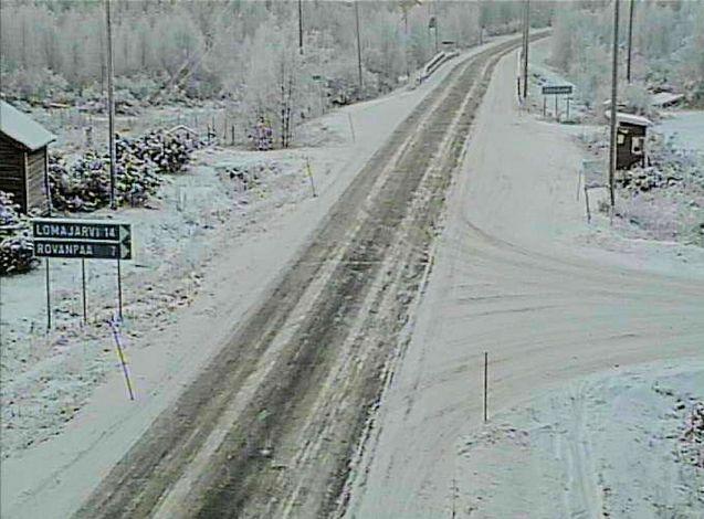 Finland: photo via Liikennevirasto, see below.