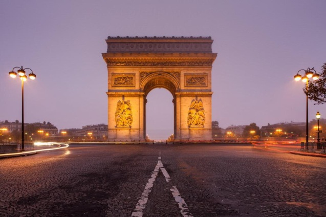 France Special: a huge party is planned for the Champs Elysee the New Year's Eve, car-free.