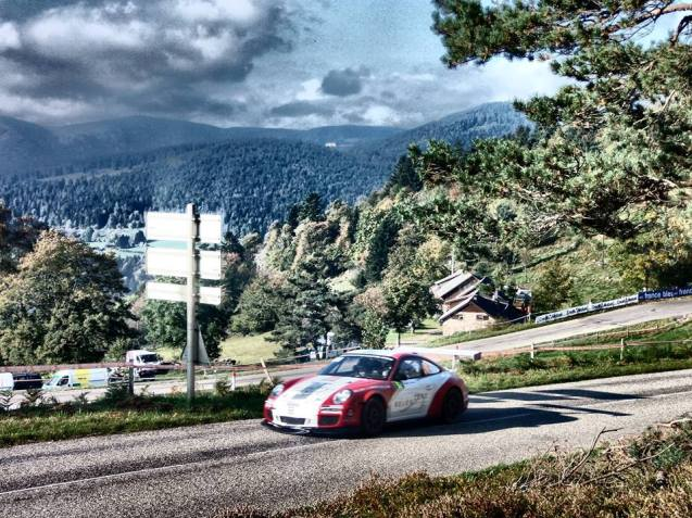 Francois Delecour will drive Tuthill's privately entered Porsche 911 at next month's Monte Carlo Rally after a promising debut in the Rally of Germany early this year (pictured). The fans are very excited.