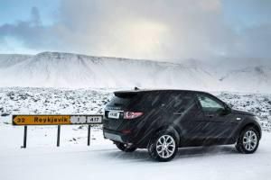More fantastic photos from the land Rover Discovery Sport launch in Iceland. See the firm's facebook page for more.