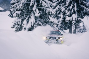 The Neige et Glace Rally 2015, through the Jura mountains in the Doubs, east France, finishing in Pontarlier,  was aptly named this year. More at Zaniroli.com