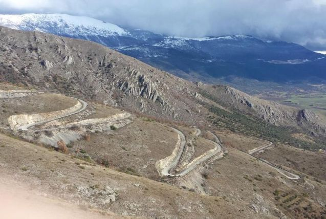Monte del Matese, photo @HERO_CRA