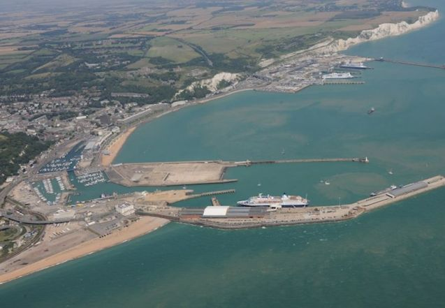 Changes will be made to the traffic management of freight on the A20 into Dover to prevent congestion in the town centre. More later.