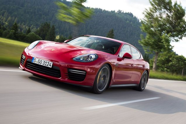Hire a Panamera S E-Hybrid (auto) or GTS (PDK) for €89 per hour (100km), €229 for three hours (250km), €369 per day (500km), €699 for a long weekend (750km) or €2399 for a week (1500km).