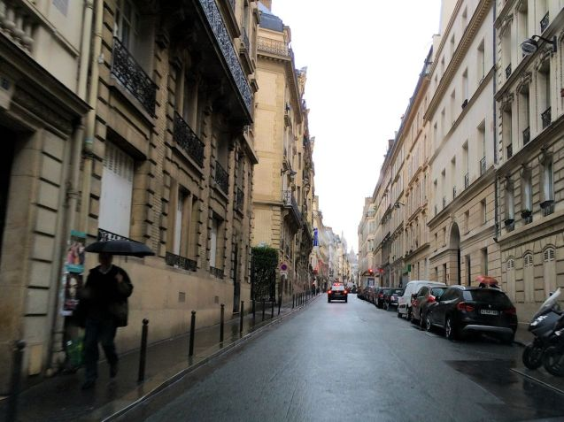 Rue de Jean-Baptiste Pigalle