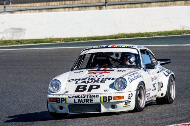 Group H: Christophe Van Riet and Kristoffer Cartenian (Porsche 911 RS 3.0)