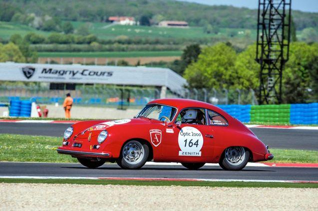 Index Classification: Frédéric Puren and Caroline Bertrand (Porsche 356)