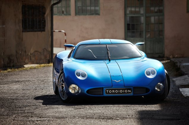 Particularly eye-catching among the weird, wonderful and very, very expensive cars on show at this weekend's Top Marques show in Monaco is this Toroidion. Called the 1MW, as in one megawatt – the equivalent of 1340bhp - this all-electric proof-of-concept car was built in Raasepori south west Finland. The company was established in 2011 to develop a new electric powertrain for the Le Mans 24-hour race. It is designed to be scalable for different applications while the high-capacity battery is said to be 'as easily replaced in the pit-lane as it is in the home garage'.