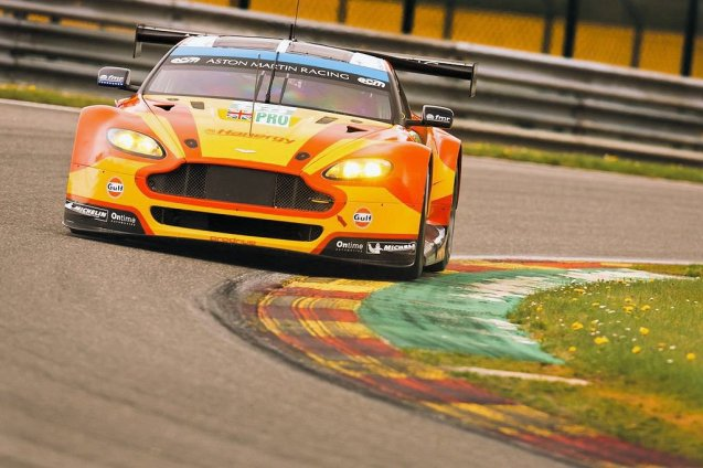 Exciting World Endurance Championship race at Spa-Francorchamps yesterday. More later.