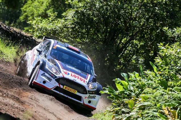Rally Estonia. More later. Photo @FIA.