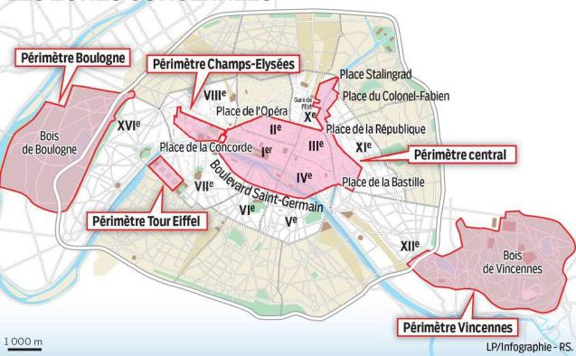 The Paris Car-Free Zone for