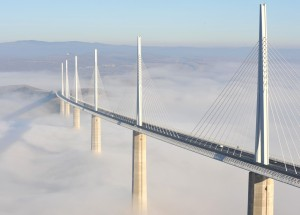 French drivers have opted for the A75 more than ever this year - but is it because of the Millau Viaduct, or because this is one of the few free French autoroutes?