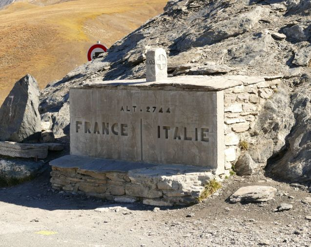 The first permanent winter closure this year is confirmed as the cross-border France-Italy Col Agnel, 2744m (9003ft). The summit is still open from the French side but the road is closed in both directions on the Italy side reports @TRAFSud. Expected to reopen on 26 May 2016. Find Agnel on PassFinder, or more information on high mountain roads that stay open through the winter. Photo @DriveEurope