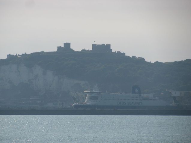 Port of Dover. Photo @DriveEurope