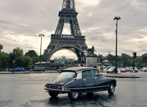 To mark sixty years to the day since the iconic DS was launched, at the Paris motor show, Citroen is offering free rides around the city. On a first-come-first-served basis, from 10-18:00, fifteen DSs will treat the lucky few to a 30 minute tour of the city centre, picking up from the Trocadero fountain opposite the Eiffel Tower via the Champs Elysee and Grand Palais to DS World at 33 rue François 1er.
