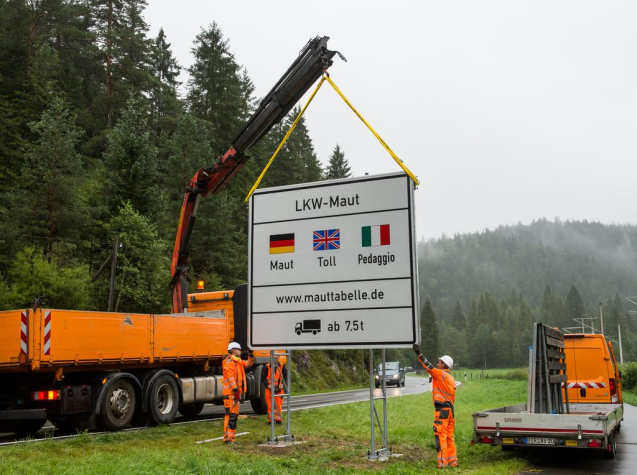 As of today (1 October), trucks 7.5t+ are now included in the German electronic toll system. Up until now the system has just applied to vehicles 12t and over. Also, as of 1 July this year a further 1100km of federal roads was added to the scheme meaning. The official website is Mauttabelle.de but further information in English, including a map of tolled roads and ordering the on-board unit (OBU), can be found at Toll-Collect.de