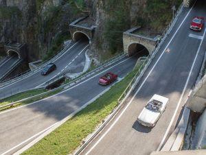 San Boldo Pass., Italy. More later.