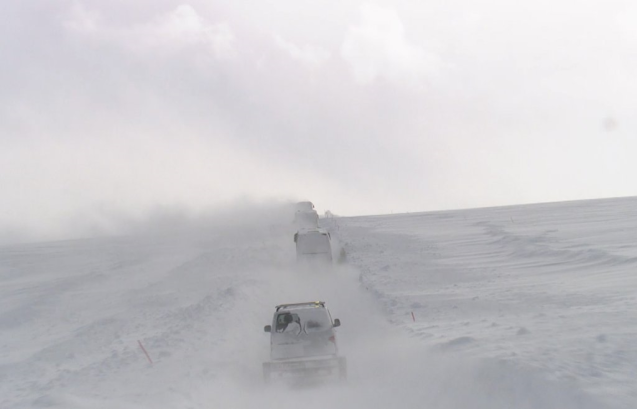 Great film from Medier24 about driving in snow storms in Norway.