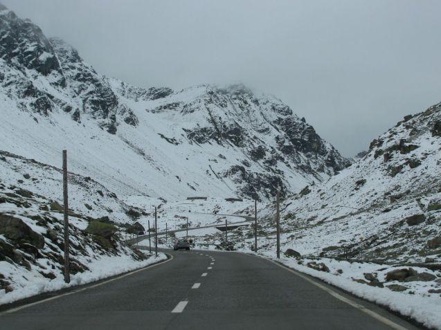 Fluela Pass, Graubünden, east Switzerland, June 2014. Photo @DriveEurope