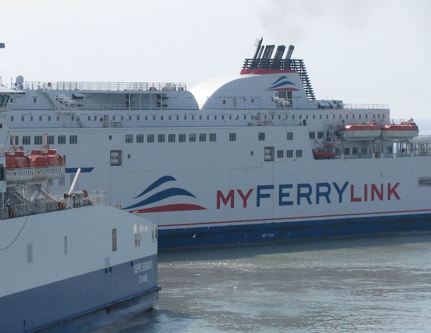 Awkward Question On Eurotunnel Ferry Sale Driveeuropenews