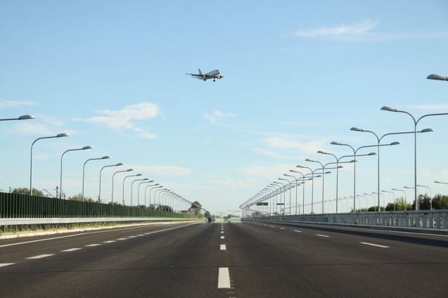 A major new expressway-building programme announced for Poland. More later.