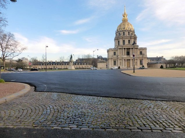Next Saturday's all-electric Formula E race in central Paris is denounced as an 'ecological disaster' by the city's elected Green Party politicians. As well as objecting to the 'toxic' temporary asphalt laid on top of Les Invalides' cobblestones, the Group Ecolo de Paris says, 'While pedestrians, bicycles and public transport gradually regain their share of space monopolised by the car in Paris, this event sends a message against the grain: pedestrians must give way to cars going round and round.' Ironically, Paris deputy mayor responsible for transport Christophe Najdovski is a member of the Green group. He has been noticeably quiet about the race. His boss Anne Hidalgo has hardly been over-flowing with enthusiasm for the world-class-event visiting her city next weekend either, but has said she sees the racing as an ecological way to promote alternatives to combustion engines according to the Greens.
