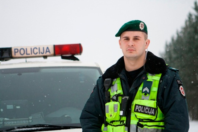 Lithuanian police had an amazing strike rate in last week's Speed Blitz. More later.