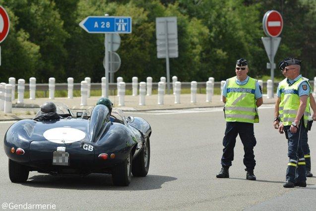 Photo @Gendarmerie