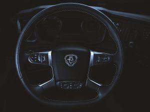 scania steering wheel cover