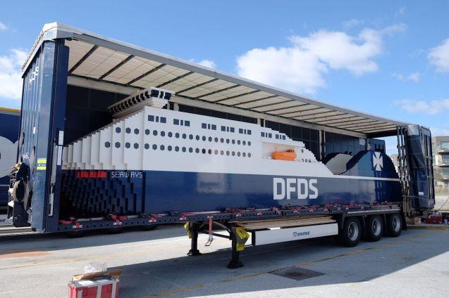 DFDS leg 2
