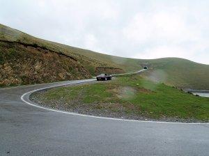 Col de Larrau, Pyrenees. See more at PassFinder